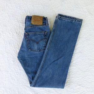 "Vintage Levi's 501s USA Made Men's Size 26"""